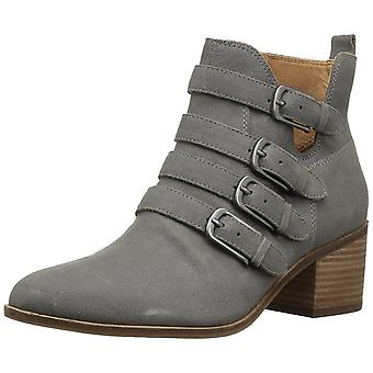 Lucky Brand Womens Loreniah Leather Closed Toe Ankle Fashion Boots