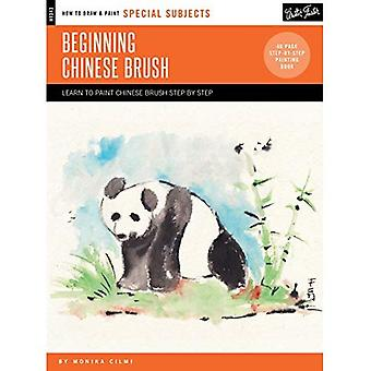Special Subjects: Beginning Chinese Brush: Discover the� Art of Traditional Chinese� Brush Painting (How to Draw and Paint)