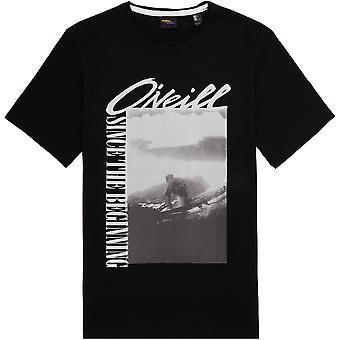 O'Neill Miesten t-paita ~ runko musta
