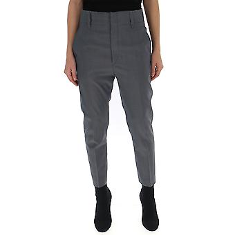 Isabel Marant 19ppa071819p010e60gg Women's Grey Wool Pants