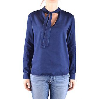 Jacob Cohen Ezbc054207 Frauen's Blau Andere Materialien Bluse