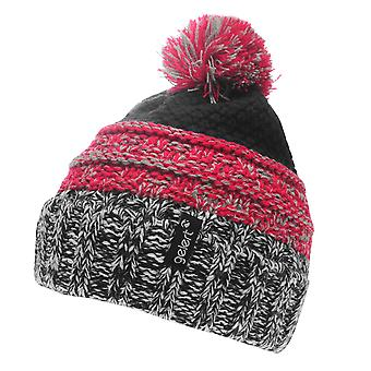 Gelert Girls Knitted Pompom Hat Kids