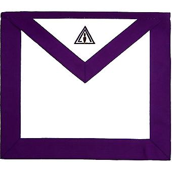 Masonic Council RSM Royal & Select Master Member Apron