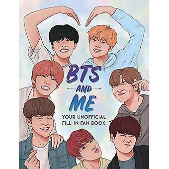 BTS en mij: uw officieuze fill-in fan Book
