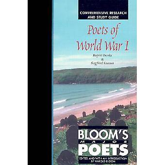Poets of World War I - Part 2 by Harold Bloom - 9780791073889 Book