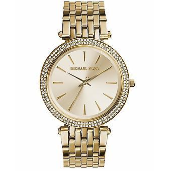 Michael Kors horloges Mk3191 dames alle gouden horloge