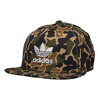 Adidas Originals Camo Snapback Cap Beyzbol Şapka Şapka-CE4872-Dark Sahra