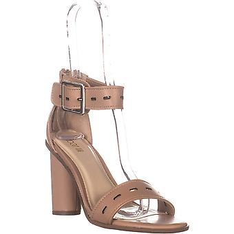 Bar Iii Womens Breeanne Fabric Open Toe Casual Ankle Strap Sandals