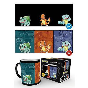 Pokemon fangen Em alle Hitze ändern Mug