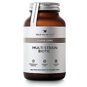Wild Nutrition Multi-Strain Biotic Powder 90g