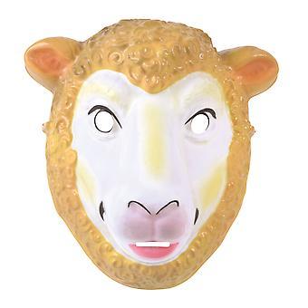 Bristol nyhed unisex voksne plastik fåre maske