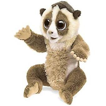 Hand Puppet - Folkmanis - Slow Loris New Animals Soft Doll Plush Toys 3072