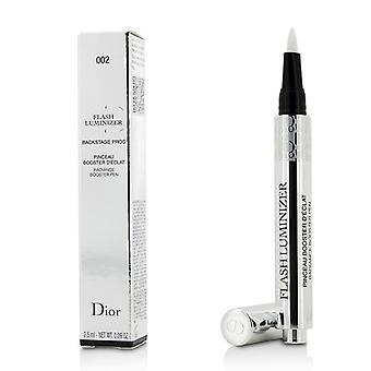 Christian Dior Luminizer Flash Radiance Booster Pen - # 002-Elfenbein - 2.5ml/0.09oz