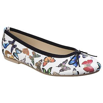 Riva Womens Allessia Ballet Flats Butterfly