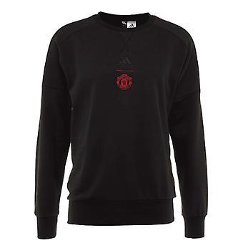 2019-2020 Man Utd Adidas Seasonal Specials Sweatshirt (Black)