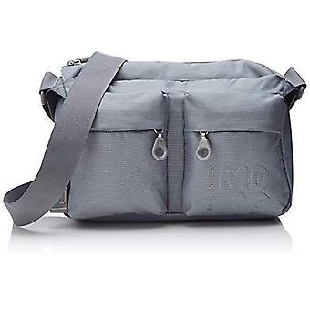 Mandarin Duck Md20 Women's Grey/Ash strap bag 10x21x28.5 cm (B x H x T)(3)