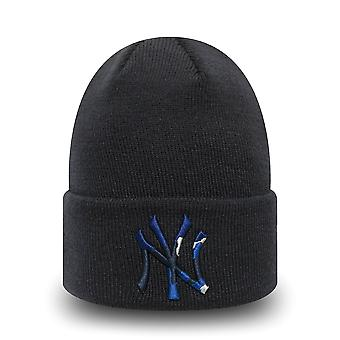 New Era Knit Beanie KIDS Winter Hat - NY Yankees