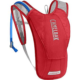CamelBak Hydrobak - Unisex-Adult Backpack - Red/Silver - 61 cm