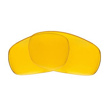 Replacement Lenses for Oakley Fives 3.0 Sunglasses Yellow Anti-Scratch Anti-Glare UV400 by SeekOptics