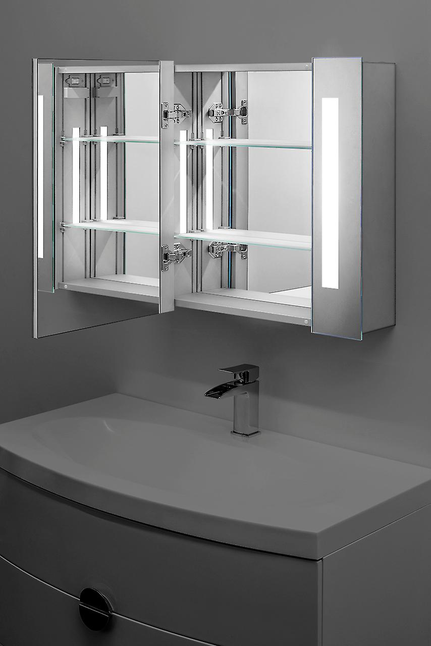 Gracious Demister Cabinet With Demister Pad, Sensor & Shaver k64