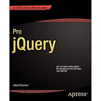 JQuery pro