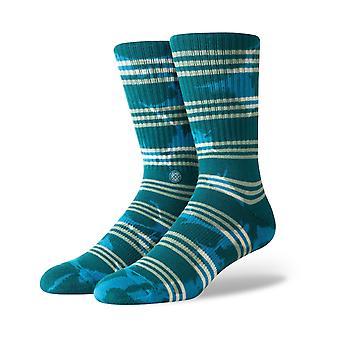 Stance Kurt Crew Socks in Green