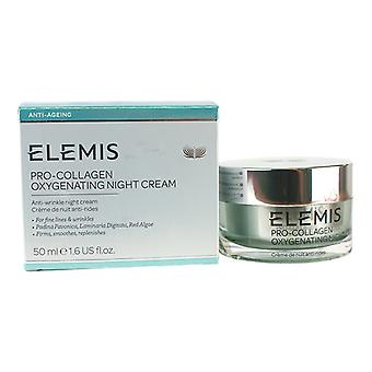 Elemis Pro-Collagen Oxygenating Nachtcreme 50 ml / 1,7 Unzen