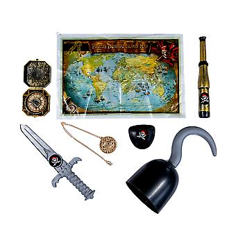 Children's Pirate Costume Accessories Set - By TRIXES