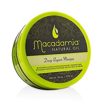 Macadamia Natural Oil Deep Repair Masque (For Dry, Damaged Hair) 470ml/16oz