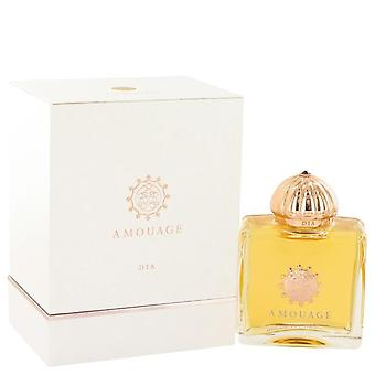 Amouage dia eau de parfum spray by amouage 515257 100 ml