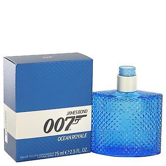 007 ocean royale eau de toilette spray von james bond 502284 75 ml