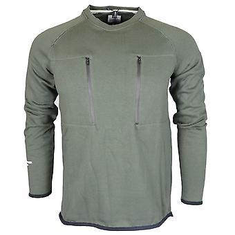 Weekend Offender Conn Khaki Pullover Fleece