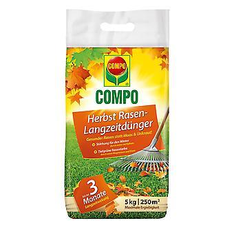 コンポ 秋の芝生肥料 長期効果 5 kg