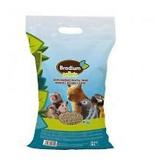 Yagu Bradium Pellets Vegetable Hygienic Bed (Small pets , Bedding)