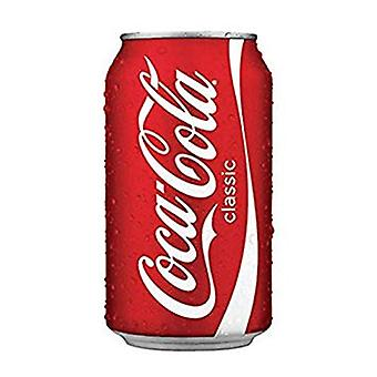 Coke Cassic Cans -( 355 Ml X 12 Cans )