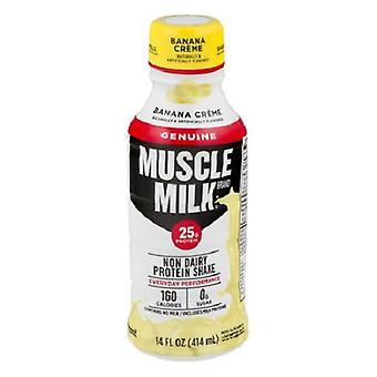 Muskelmelk Banan-( 414 Ml X 12 Flasker )