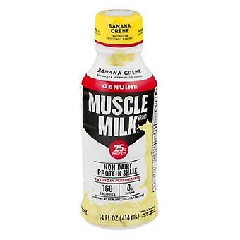 Muscle Milk Banana-( 414 Ml X 12 Bottles )