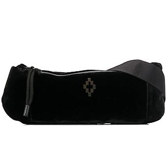 Cross Logo Fanny Pack Bum Bag Black