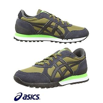 Asics unisexe colorado 85 onitsuka tiger trainers green brown navy
