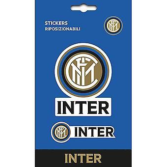 FC Inter Milan autocollant Set