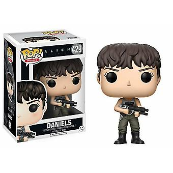 Funko Pop! Vinyl Films Alien Covenant Daniels Figure Model #429