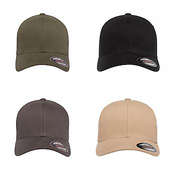 Flexfit By Yupoong Brushed Twill Cap