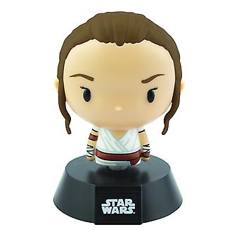 Rey Icon Light BDP Mini Night Lamp Super Bright Star Wars Collectable Gift
