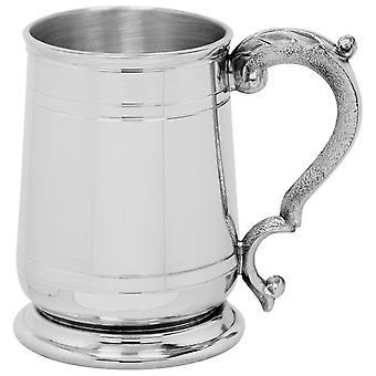 Cavalier Pewter Tankard - 1 Pint