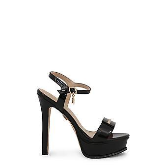 Laura Biagiotti Original Women Spring/Summer Sandals - Black Color 41430