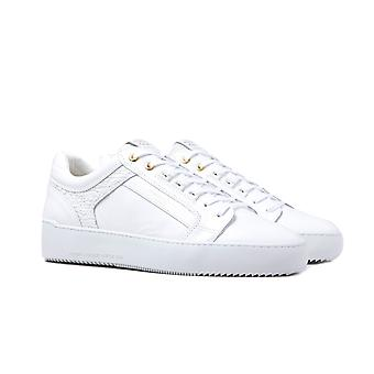 Android Homme Venice Raptor Emboss White Trainers