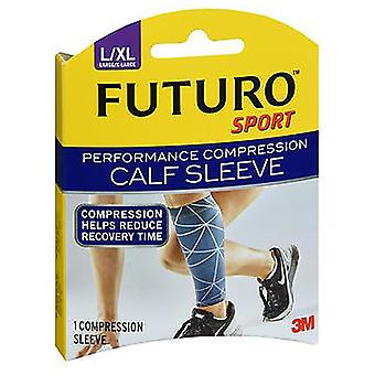Futuro sport performance compression arm sleeve, large/x-large, 1 ea