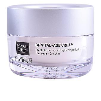 Martiderm Platinum Gf Vital Age Day Cream Dry Skin 50 Ml Unisex
