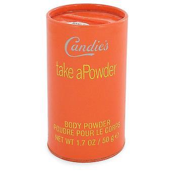 Cukierki Body Powder Shaker By Liz Claiborne 1.7 uncji Body Powder Shaker