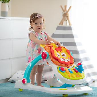 LaDiDa Goose Chair and pedestrian Lion Entertainer Walker 4-in-1